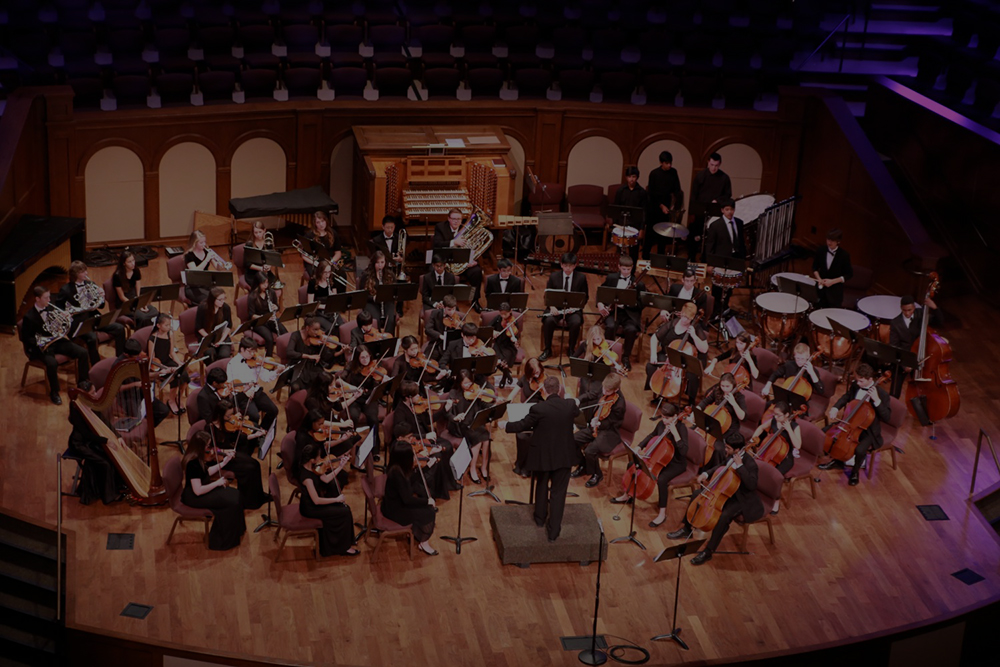 Frisco Youth Symphony Orchestra